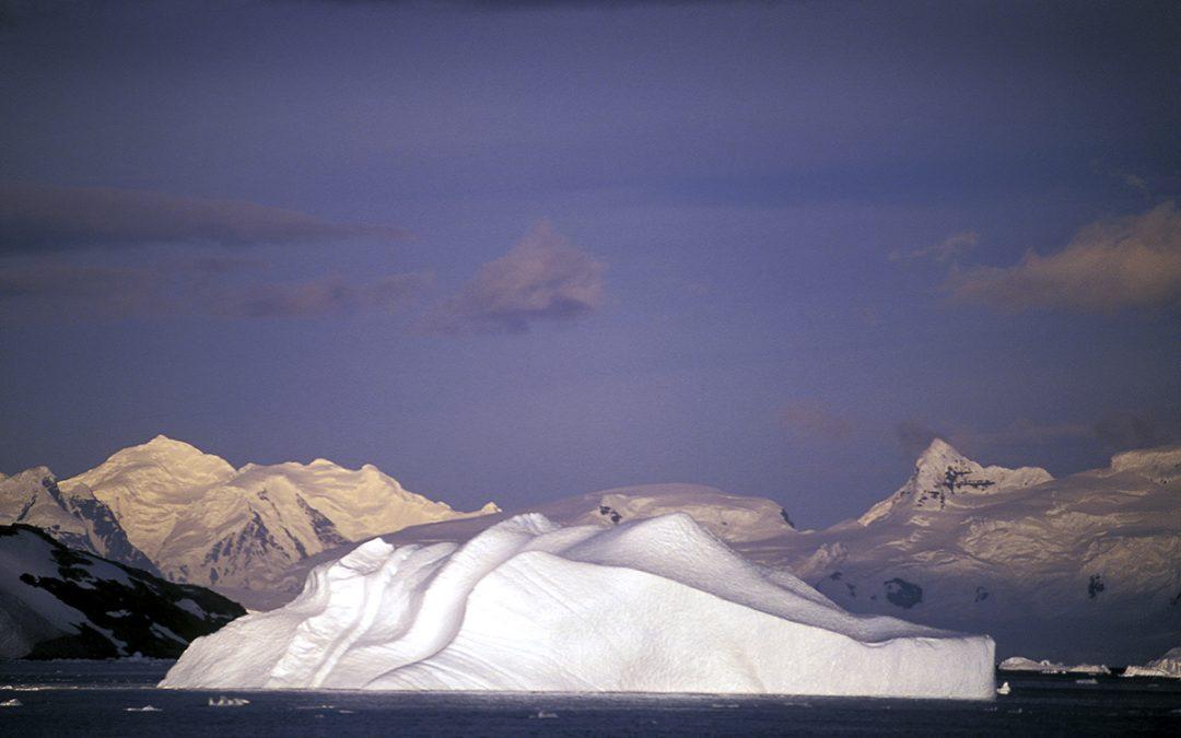 Guestbook Earth, Antarctica
